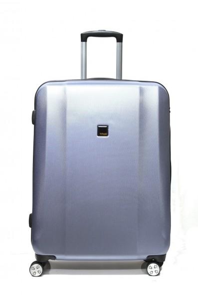 Titan Koffer Xenon 360°four 4-Rollen-Trolley 71 cm Bluestone