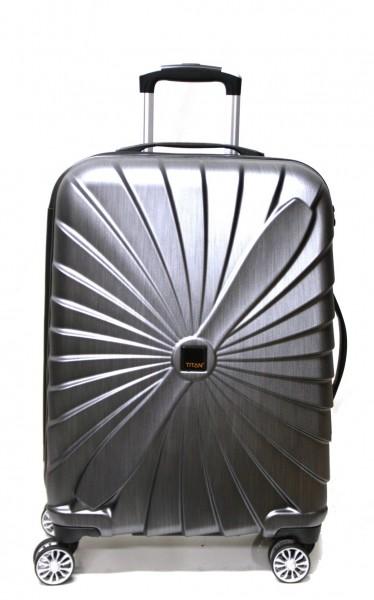 Titan Koffer Triport 4 Rollen L Spinner-Trolley anthrazit 74 cm