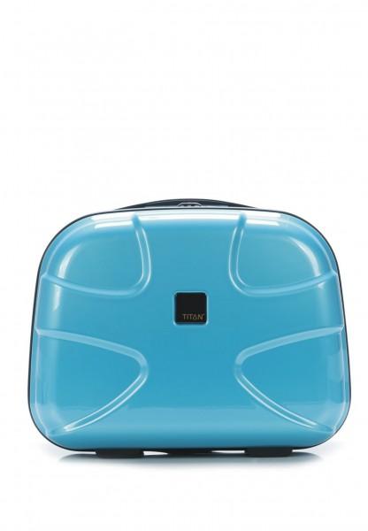 Titan X2 Flash Kosmetikkoffer in der Farbe Shining Sea
