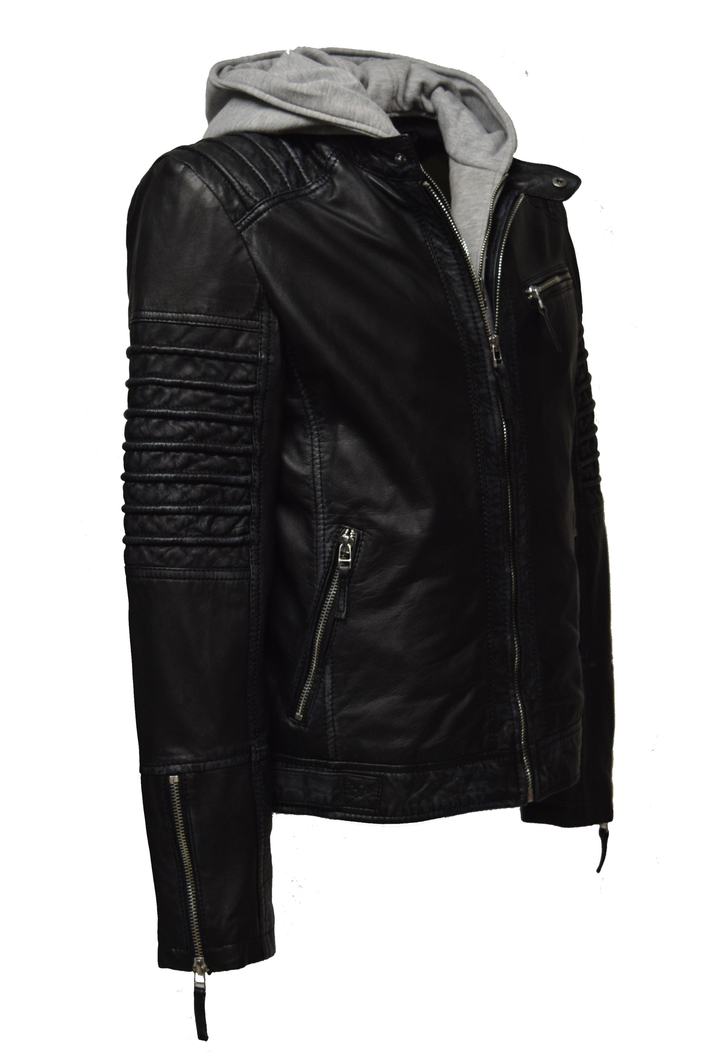 check out 09964 06518 Punchball Herren Lederjacke