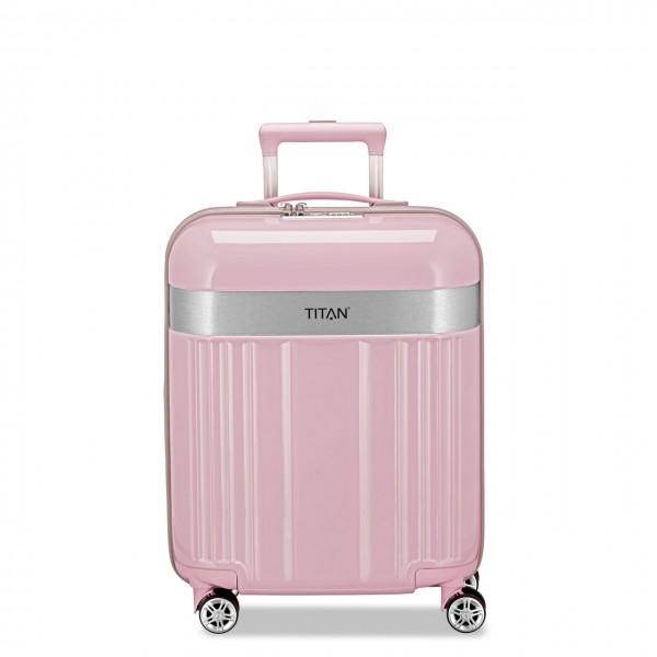 Titan Koffer Spotlight 4 Rollen Trolley 55 cm S