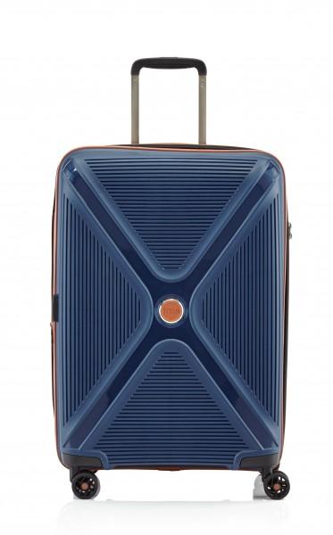Titan Koffer Paradoxx M 68 cm 4 Rollen Erweiterbar