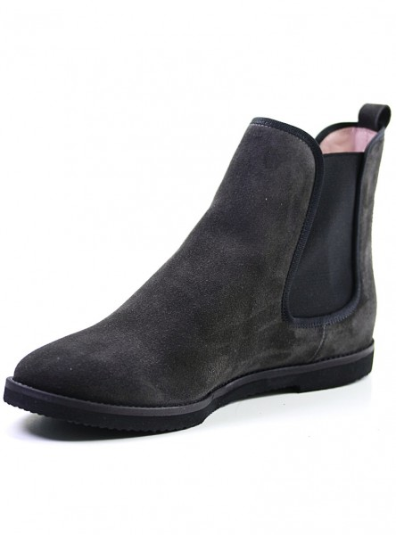 Pretty Ballerinas Ankle Boots Charlize in Anthrazit
