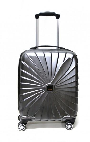 Titan Koffer Triport 4 Rollen S Spinner-Trolley anthrazit 54 cm