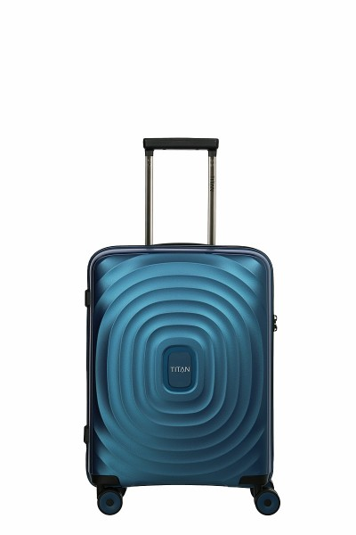 Titan Koffer Looping 4 Rollen Trolley 55 cm S