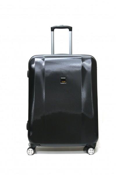 Titan Koffer Xenon 360°four 4-Rollen-Trolley 67 cm Schwarz