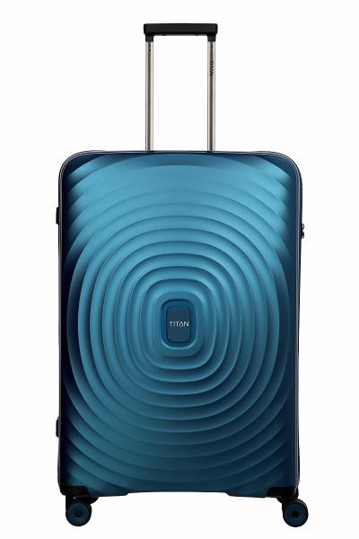 Titan Koffer Looping 4 Rollen Trolley L 77 cm