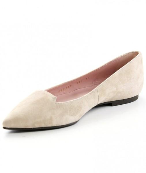 Spitze Pretty Loafers Ella in der Farbe Tan