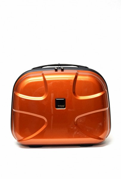 Titan X2 Flash Kosmetikkoffer in der Farbe Copper